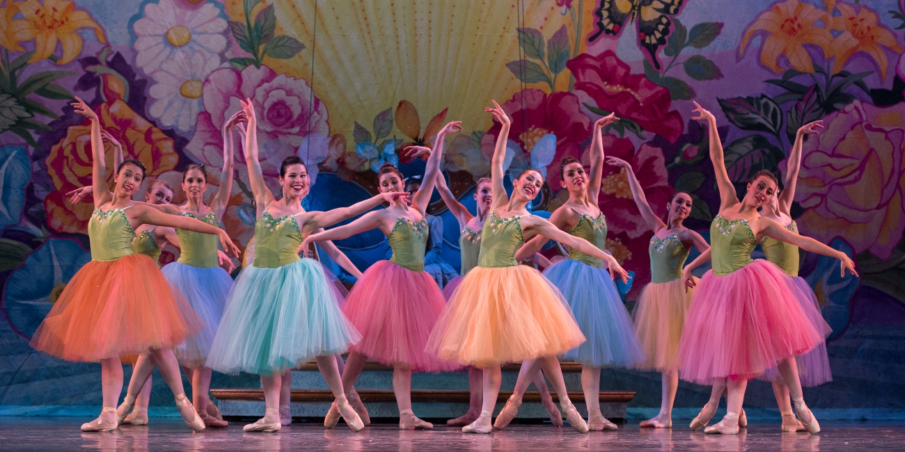 The Nutcracker, presented by Madison Ballet
