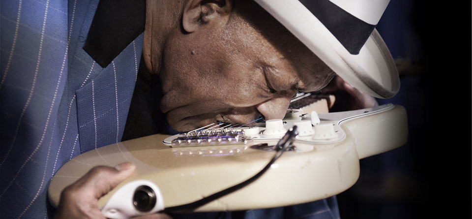 Just Announced! Buddy Guy
