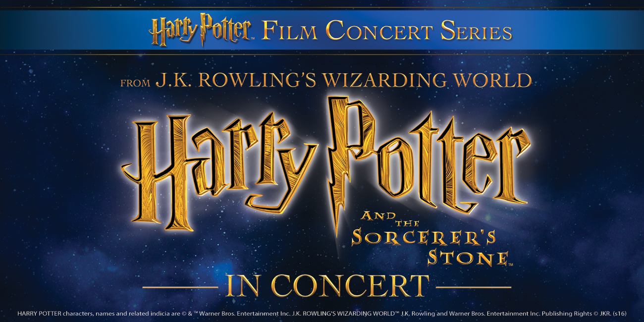 Harry Potter™ & the Sorcerer's Stone - In Concert featuring the Madison Symphony Orchestra