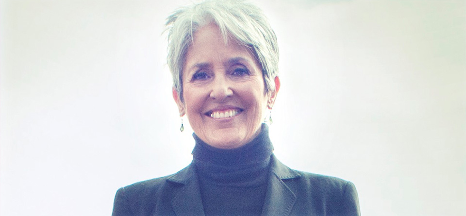 Joan Baez - Limited Seats Available