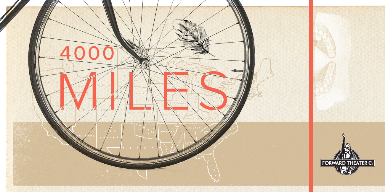 4000 Miles, Presented by Forward Theater Company