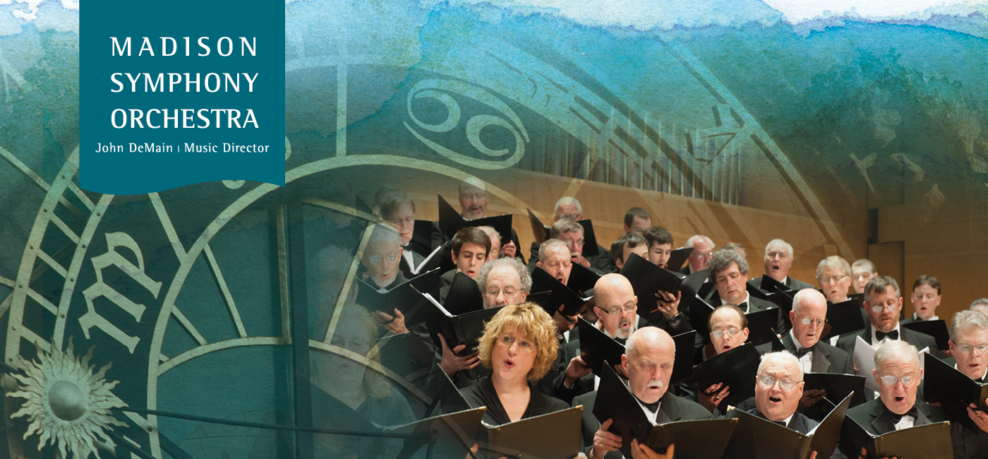 Carmina Burana, presented by the Madison Symphony Orchestra
