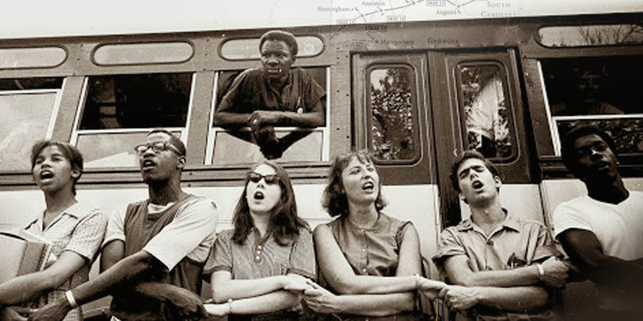 OnStage Student Field Trip - Freedom Riders