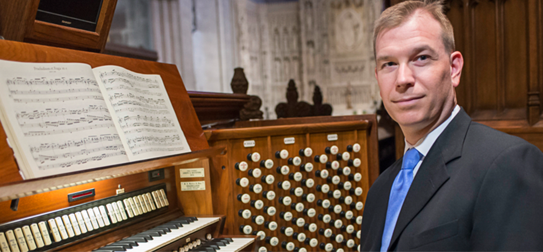 Madison Symphony Orchestra - Organist Erik Wm. Suter in Recital