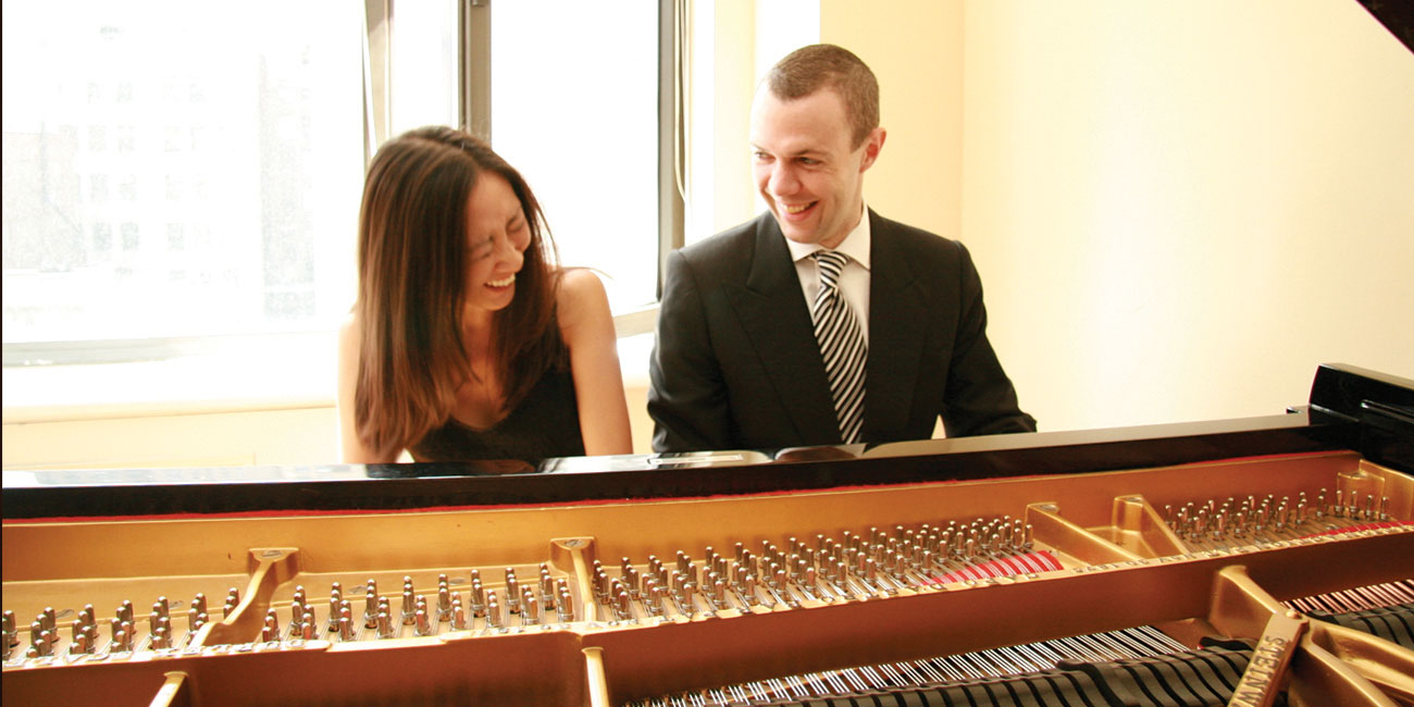 Wisconsin Chamber Orchestra with Michael Shinn & Jessica Chow, Piano