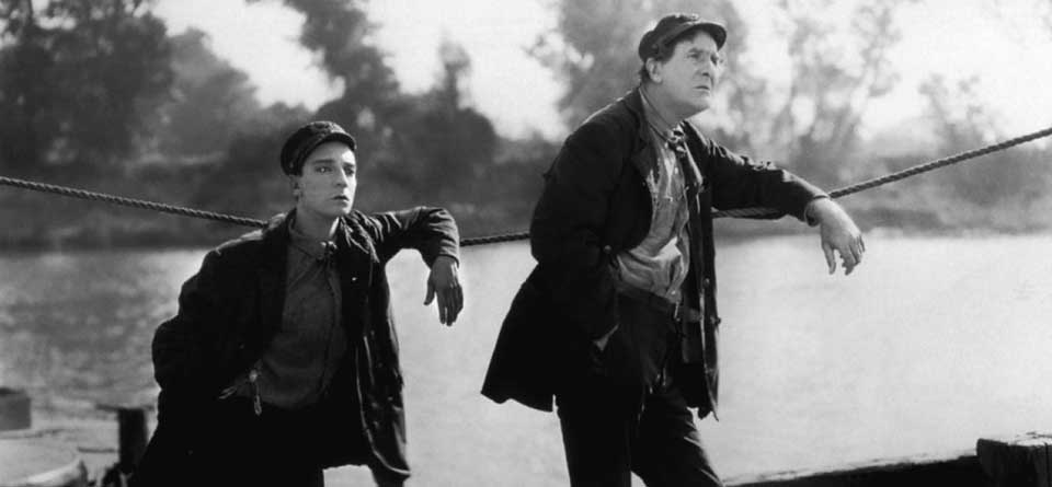 Duck Soup Cinema - Steamboat Bill, Jr.
