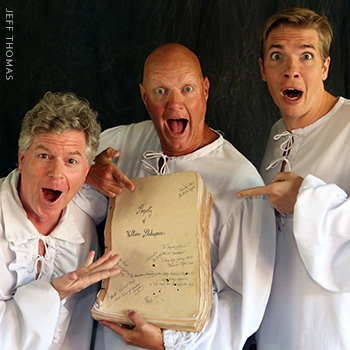 Reduced Shakespeare Company: <br><br> Shakespeare's Long Lost First Play