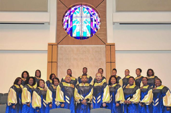 Mount Zion Gospel Choir