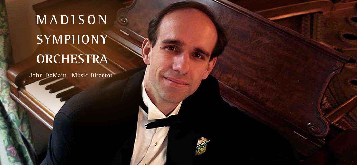 Piano Genius, presented by the Madison Symphony Orchestra