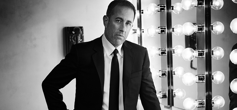 On sale now! Jerry Seinfeld