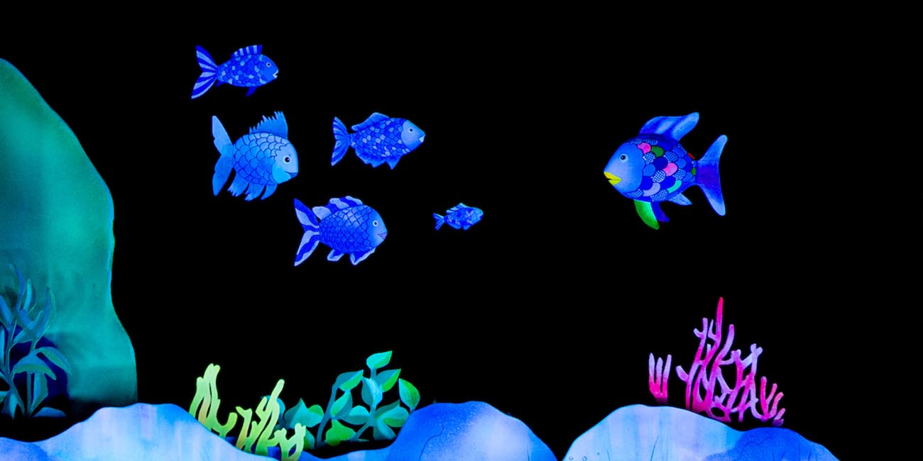 OnStage Student Field Trip - The Rainbow Fish