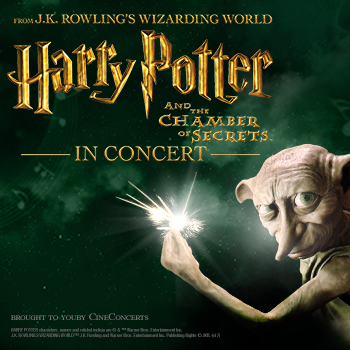 Harry Potter and the  <br><br>Chamber of Secrets™ In Concert