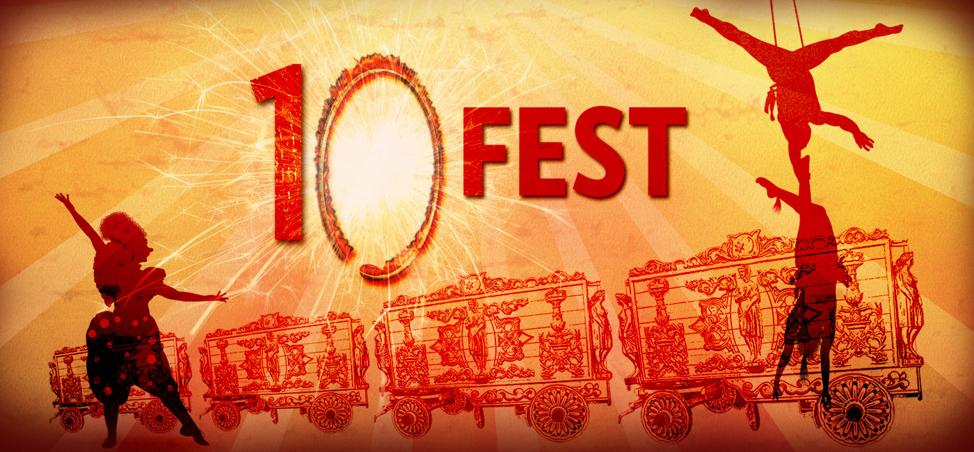 Save the date! 10Fest on September 27
