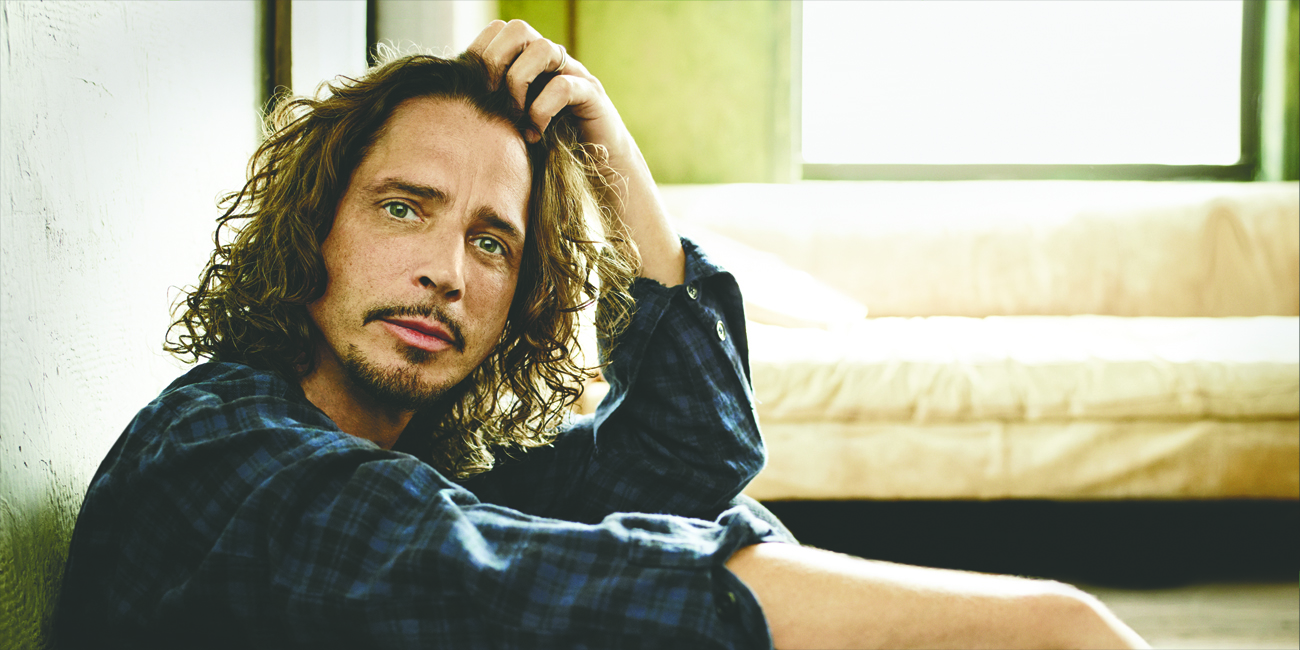 Chris Cornell - Higher Truth Tour