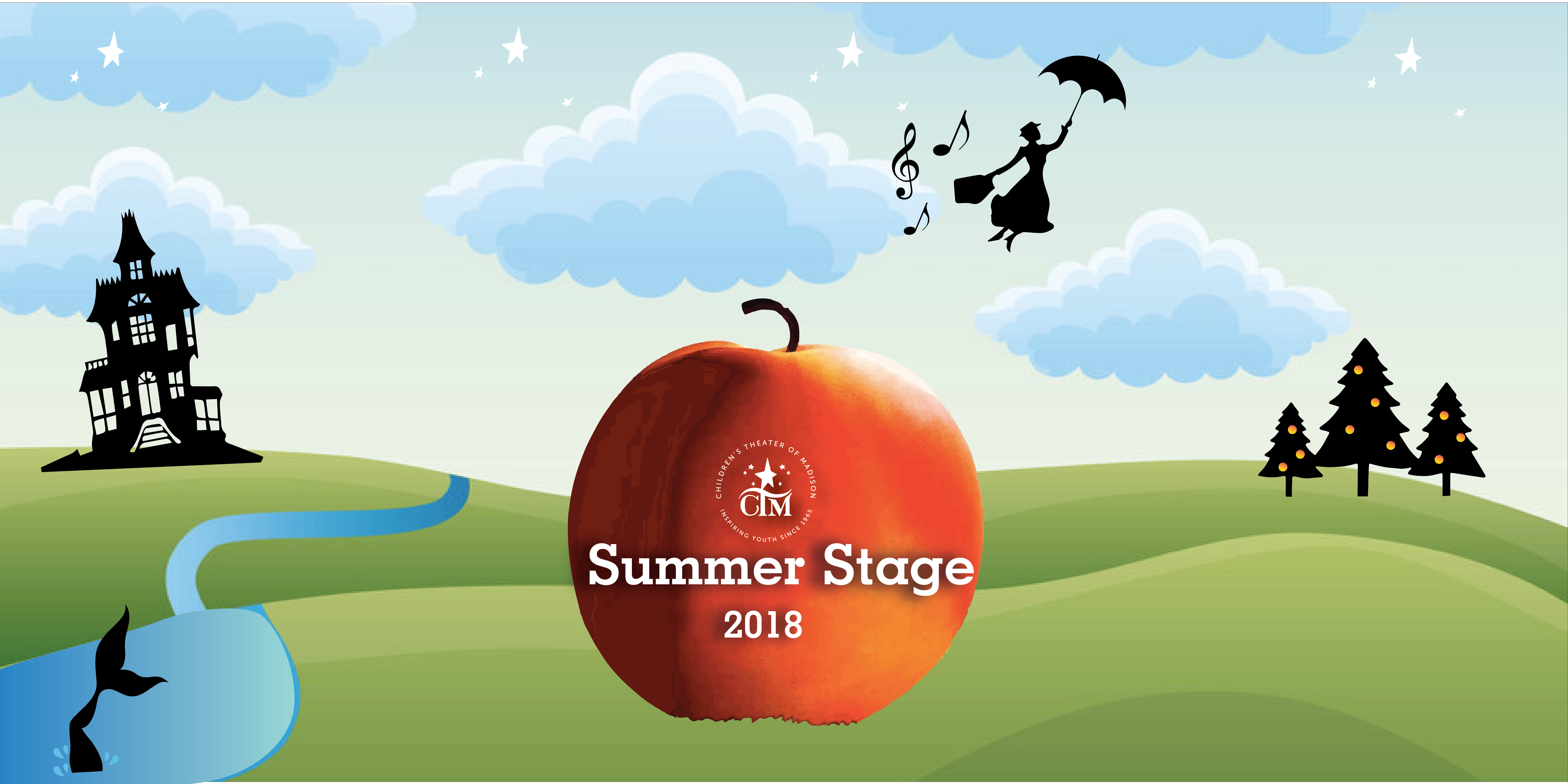 CTM Summer Stage - James & the Giant Peach, Jr.