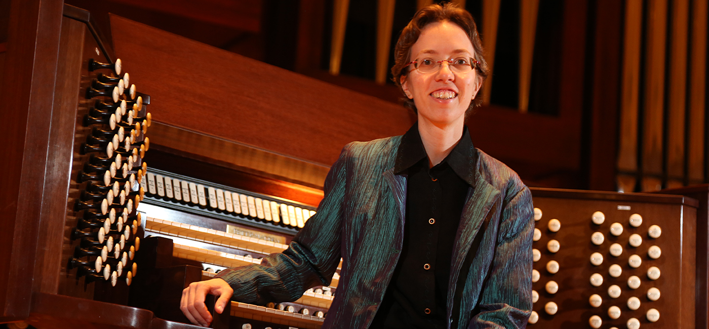Madison Symphony Orchestra - Organist Isabelle Demers in Recital