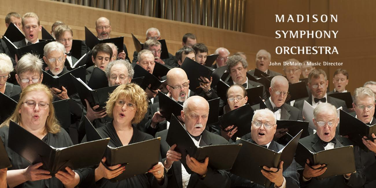 Madison Symphony Chorus Concert: Memories