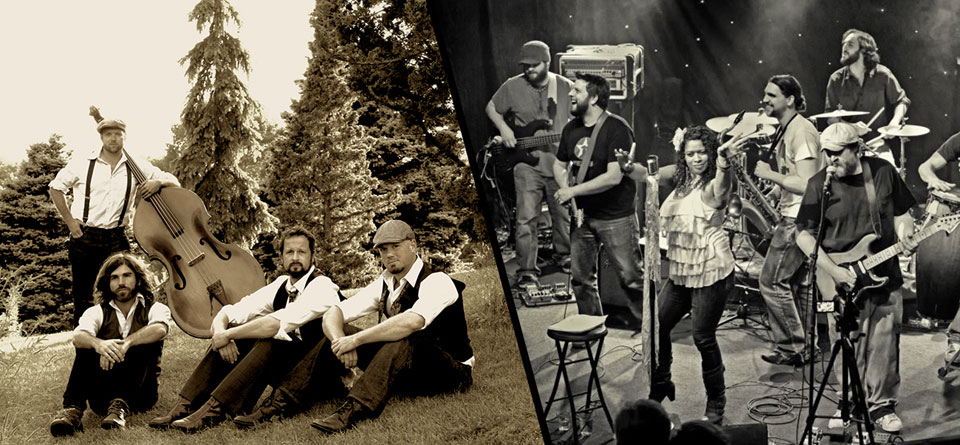 MadCity Sessions - Wheelhouse & The People Brothers Band