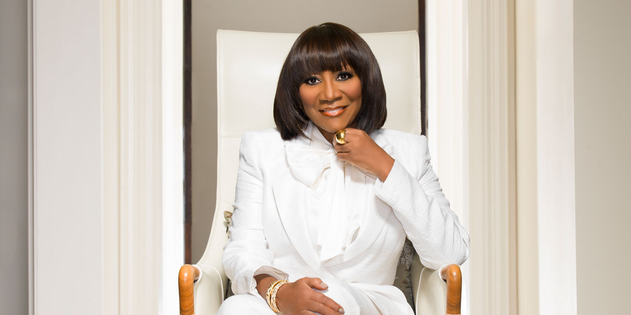 Just Announced! Patti LaBelle