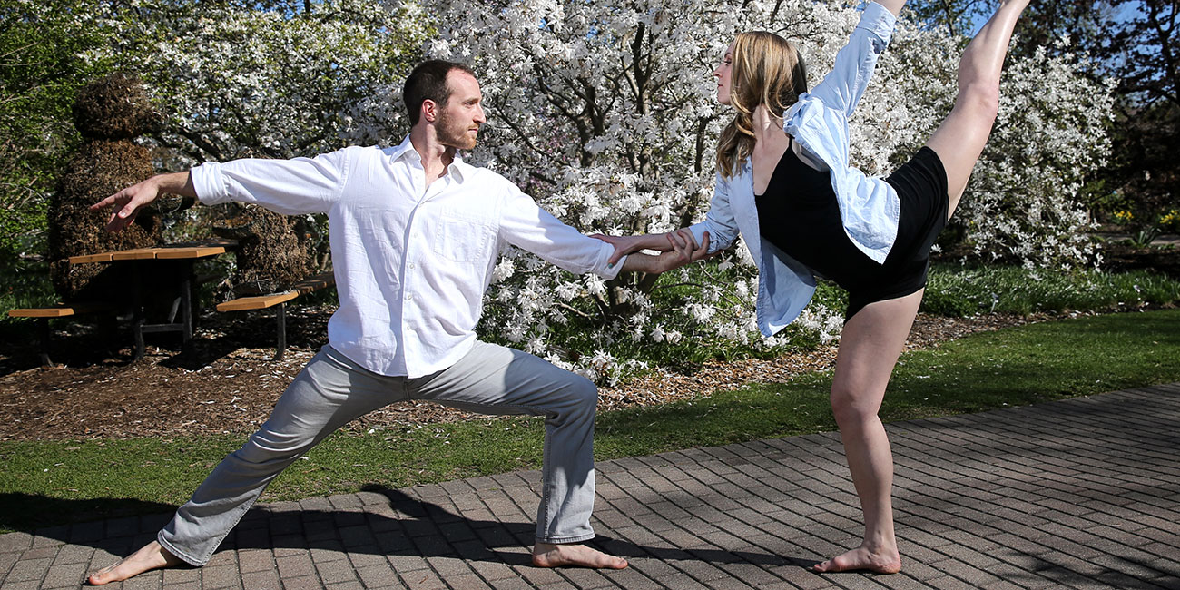 Madison Contemporary Vision Dance - Path to Healing