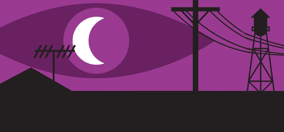 Just announced! Welcome to Night Vale