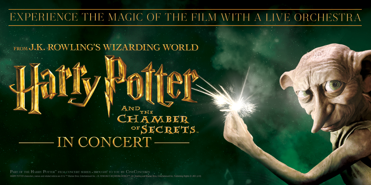 Harry Potter and the Chamber of Secrets™ - In Concert featuring the Madison Symphony Orchestra