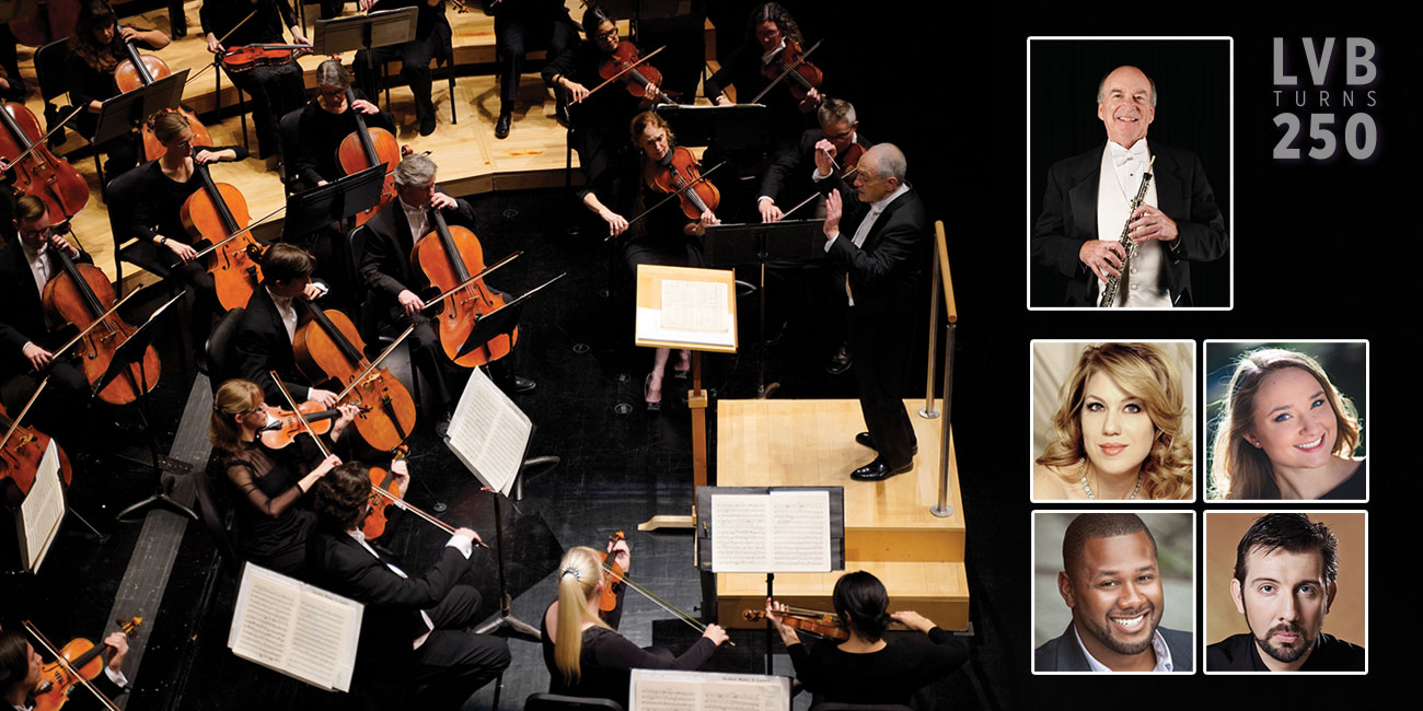 Madison Symphony Orchestra - Ode to Joy: Beethoven and Beyond