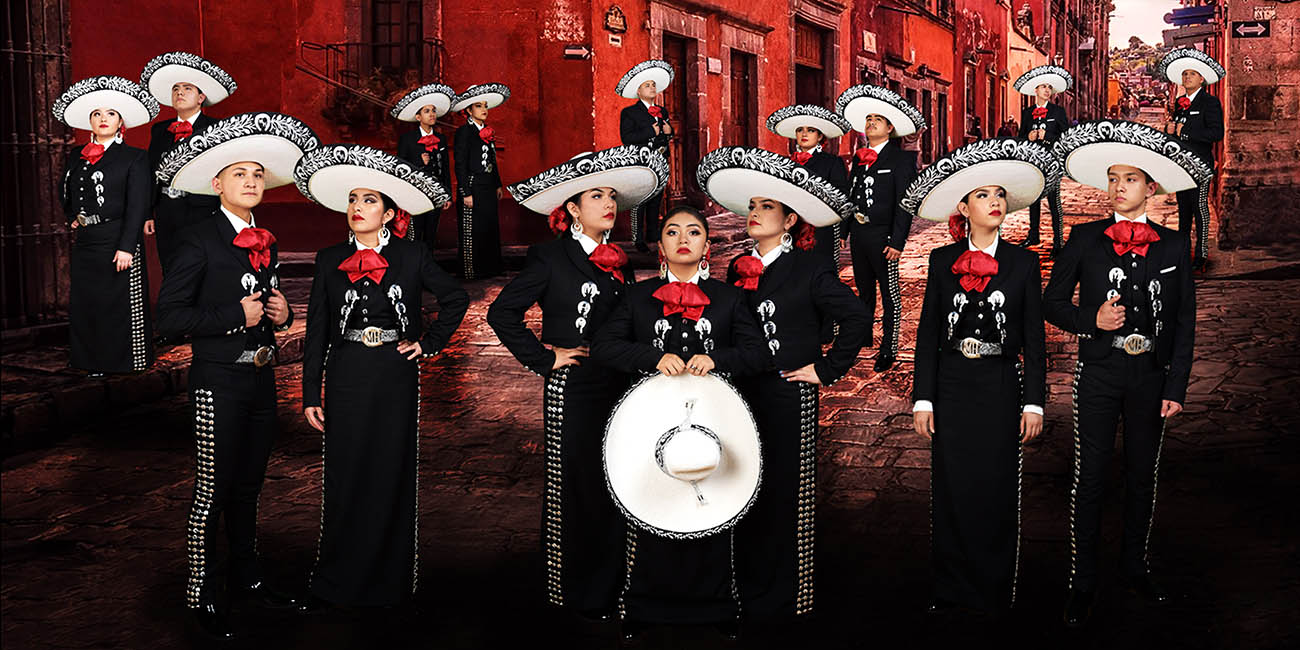 Overture Presents Banner - Mariachi Herencia