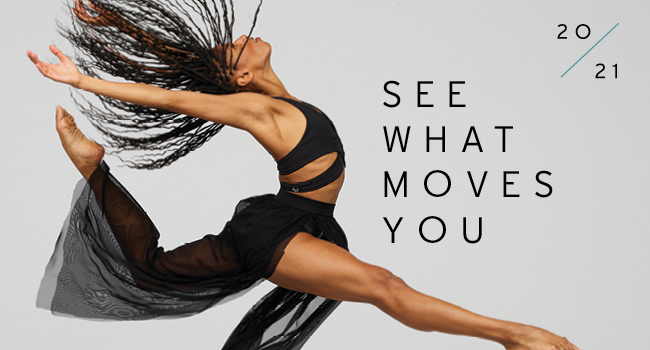 See What Moves You Banner