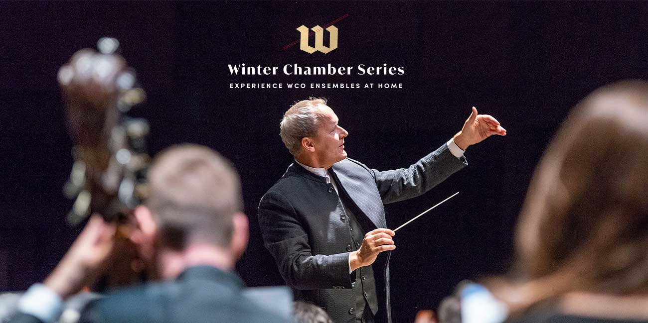 Wisconsin Chamber Orchestra - Winter Chamber Series Concert II