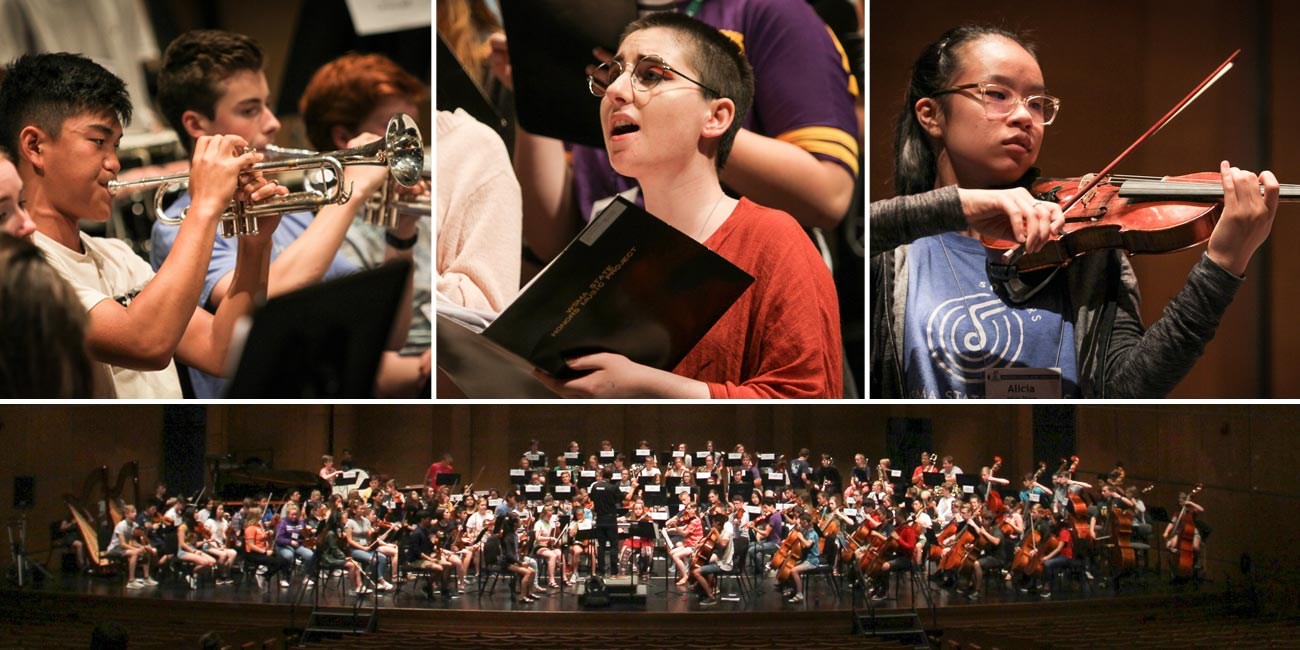 WSMA High School State Honors Concerts