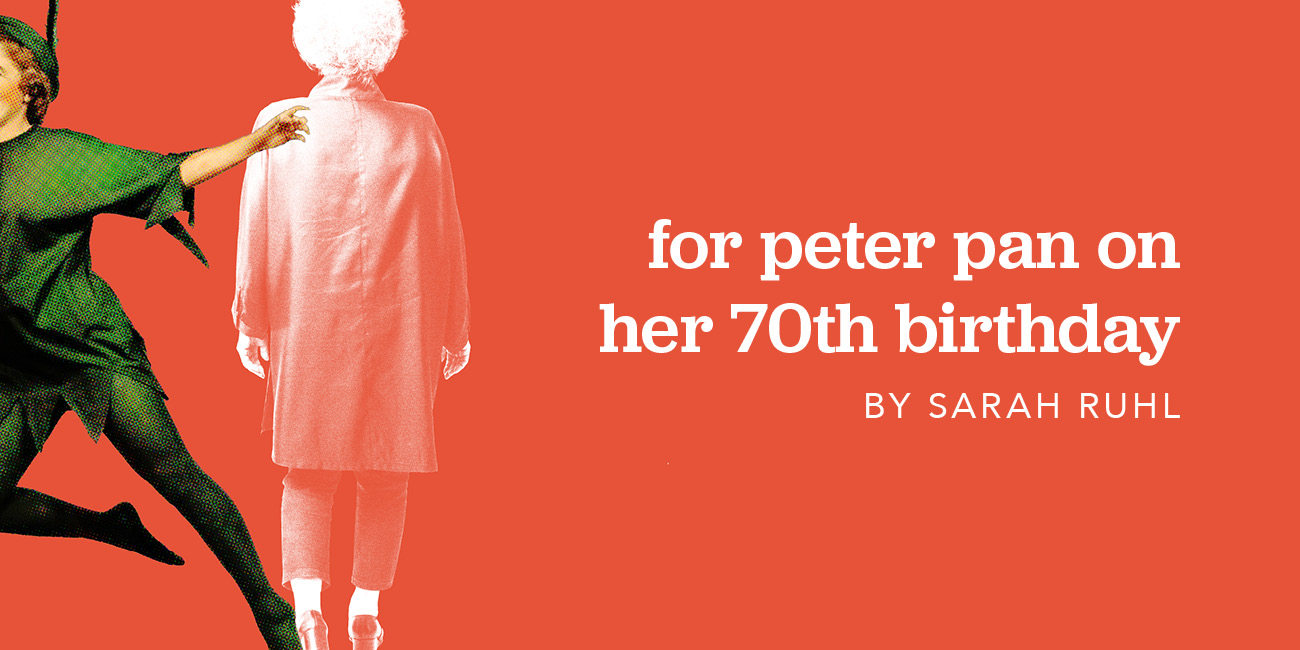 Forward Theater Company – For Peter Pan on Her 70th Birthday