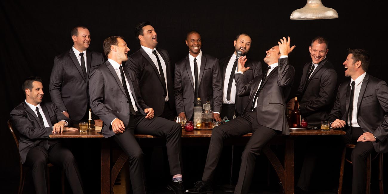 Straight No Chaser - The Open Bar Tour