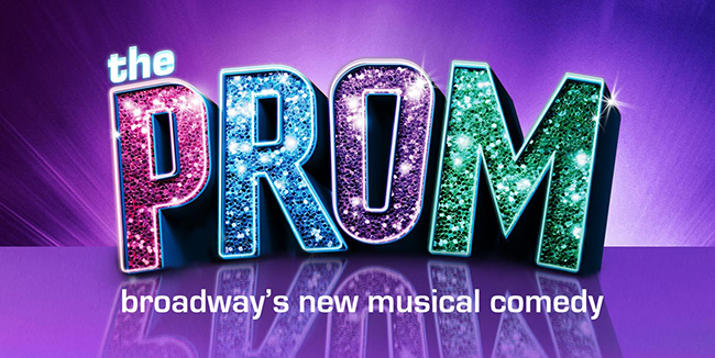 The Prom Banner