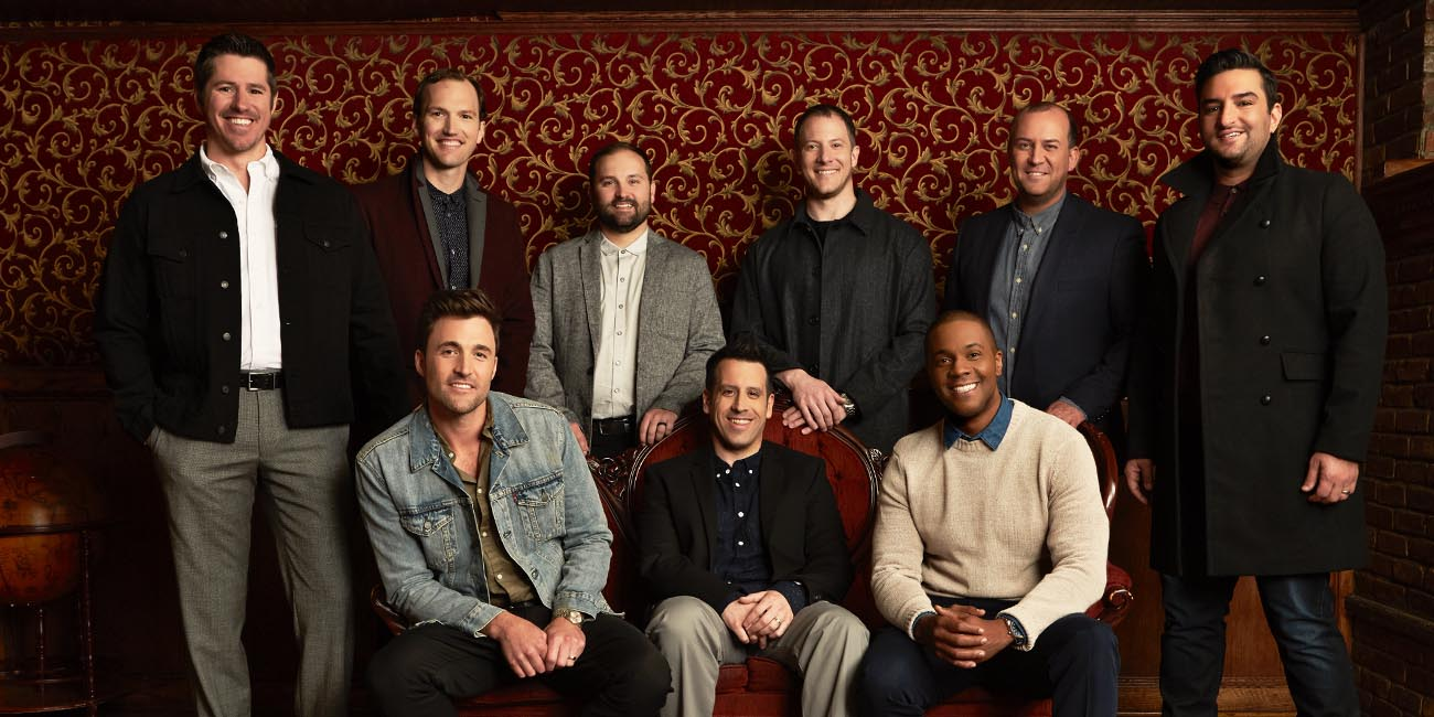 An Evening With Straight No Chaser