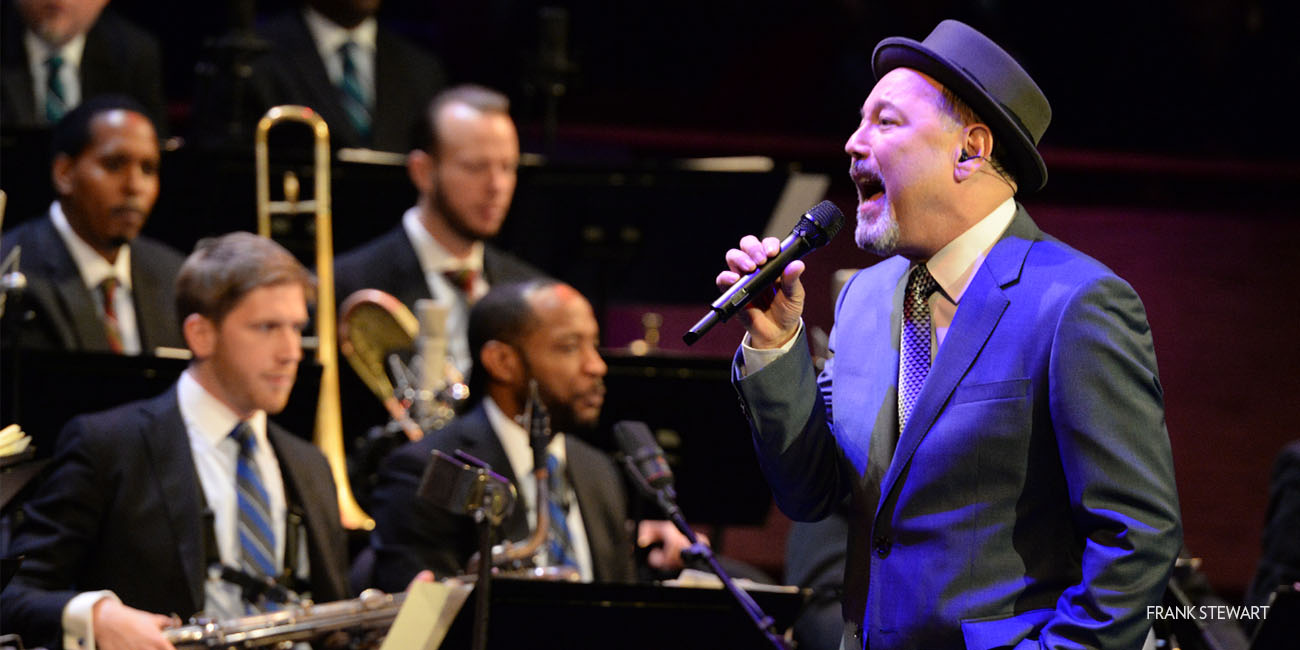 Big Band Holidays - The Jazz at Lincoln Center Orchestra con Rubén Blades