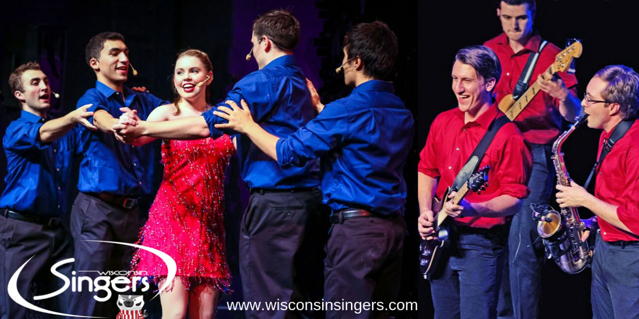The BEST OF BIG RED: Wisconsin Singers ON CAMPUS