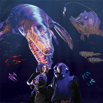 Erth S Prehistoric Aquarium Adventure Events Overture