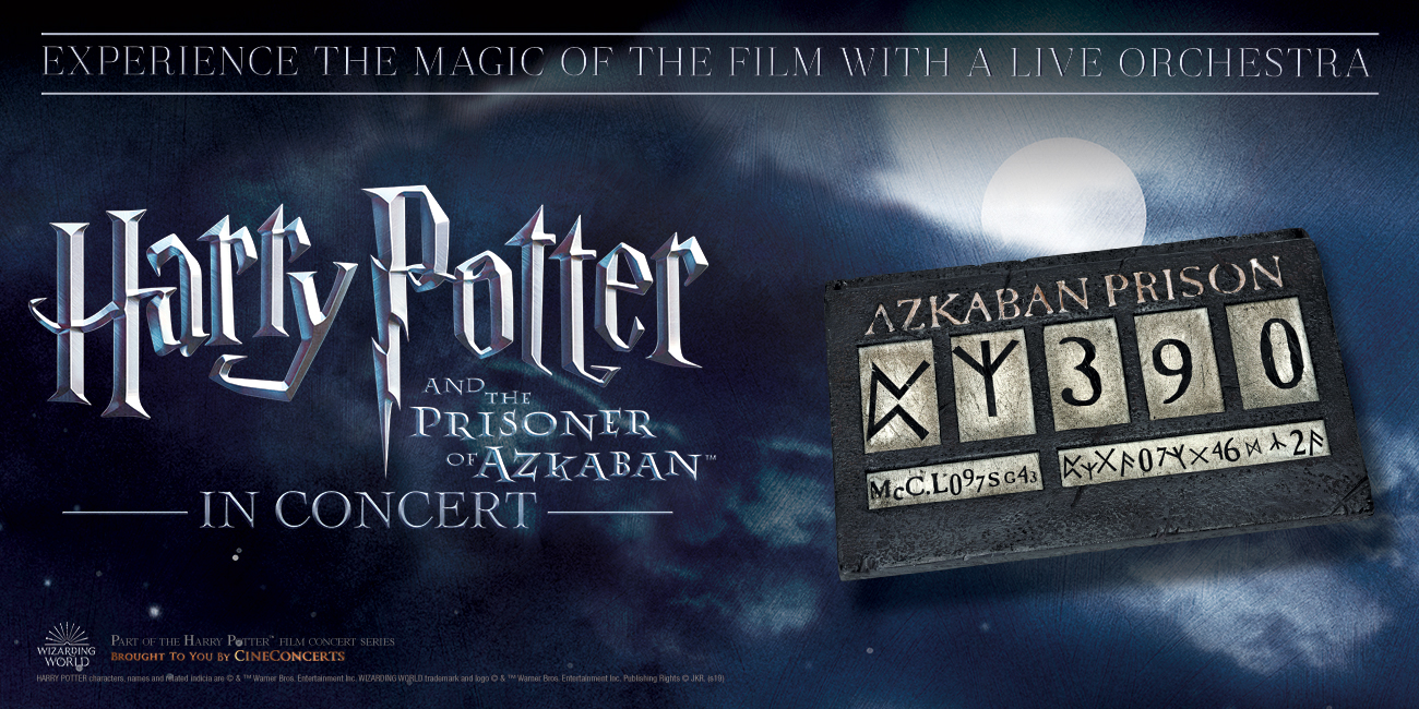 Harry Potter and the Prisoner of Azkaban in Concert with the Madison Symphony Orchestra