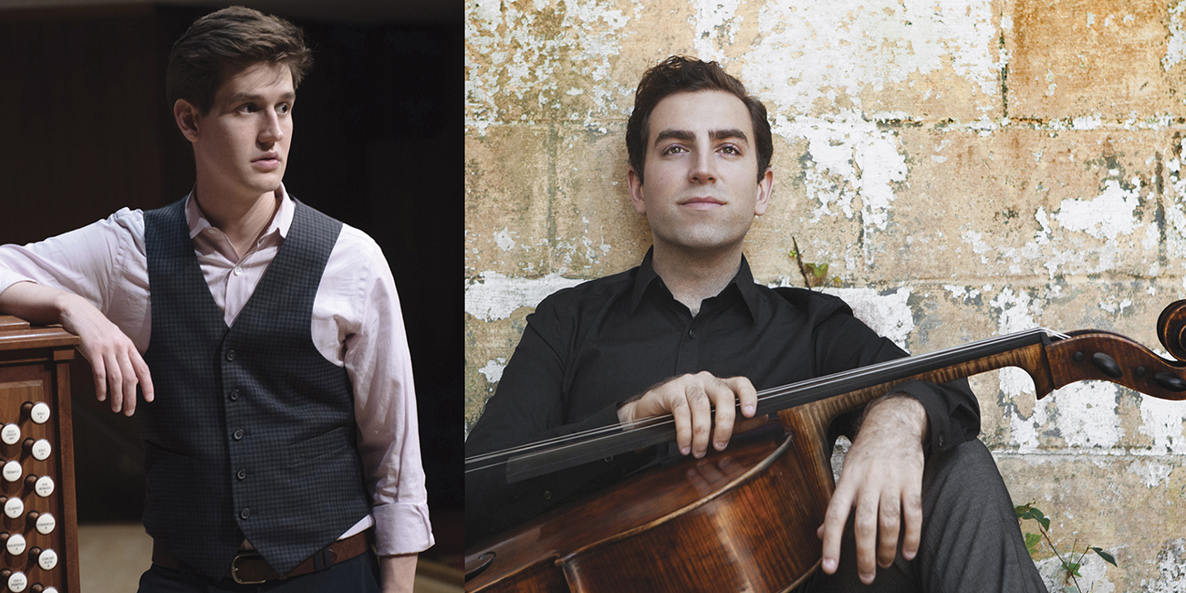 Madison Symphony Orchestra – Organist Greg Zelek and Cellist Thomas Mesa