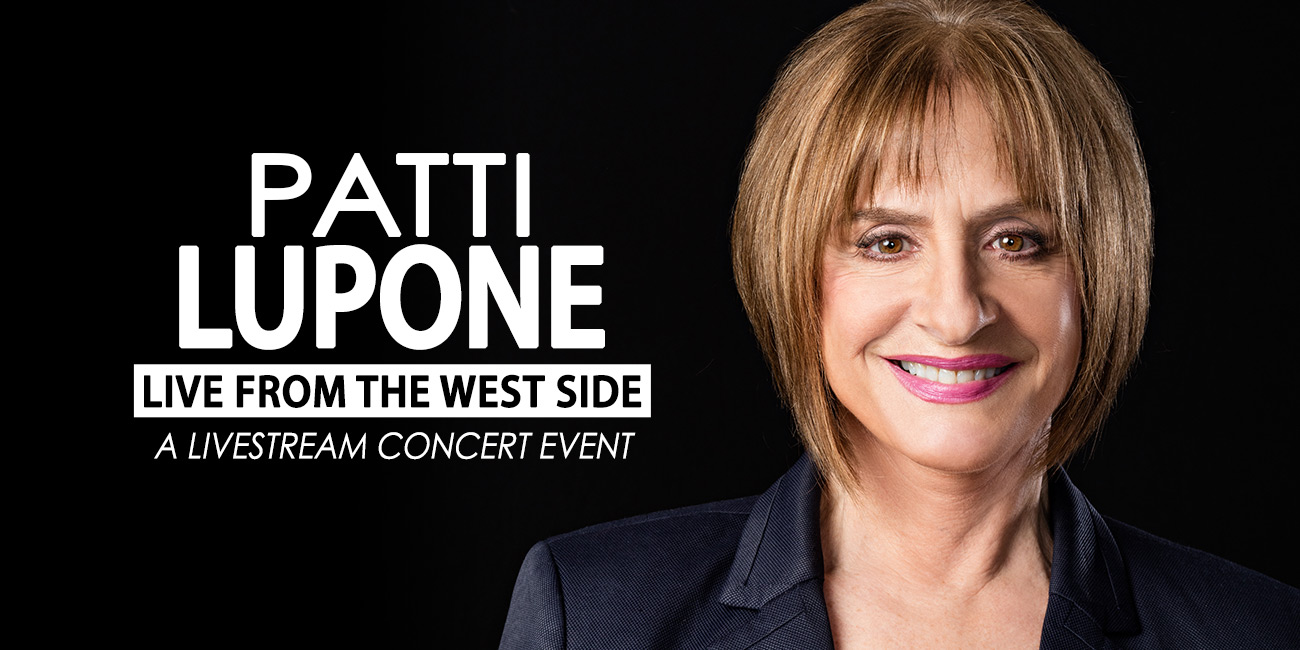 Patti LuPone: Live from the West Side
