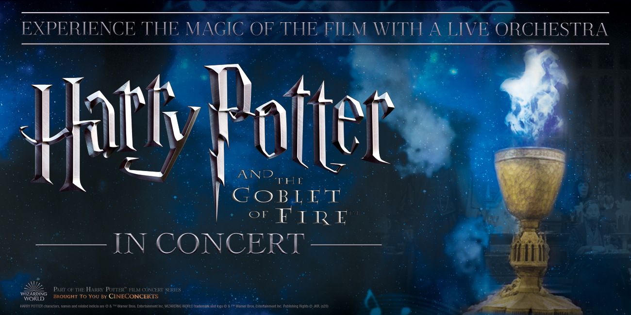 Harry Potter and the Goblet of Fire in Concert with the Madison Symphony Orchestra