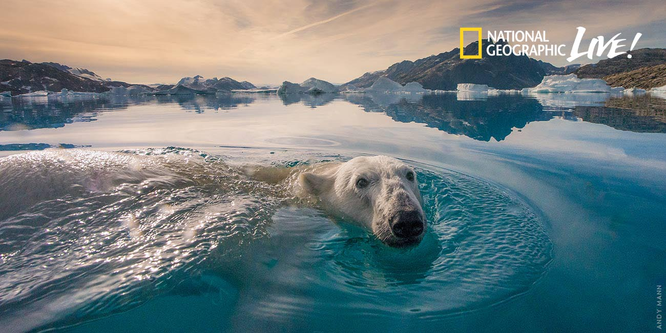 National Geographic Live: From Summit to Sea with Andy Mann