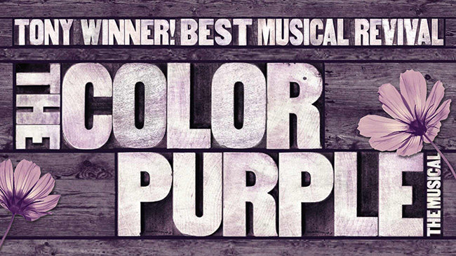 The Color Purple Banner