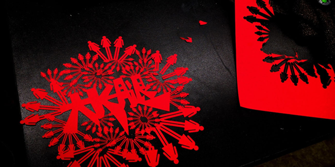 Rejecting Gender Stereotypes: An Unconventional Chinese Papercutting Workshop