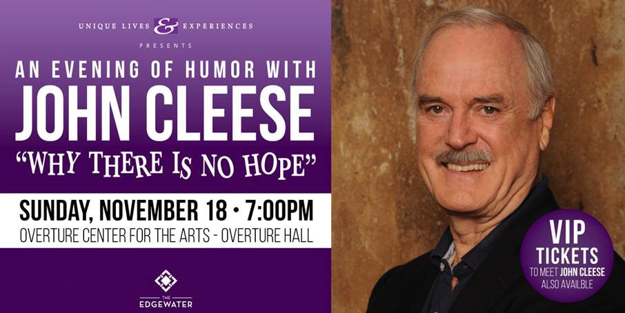 An Evening of Humor with John Cleese