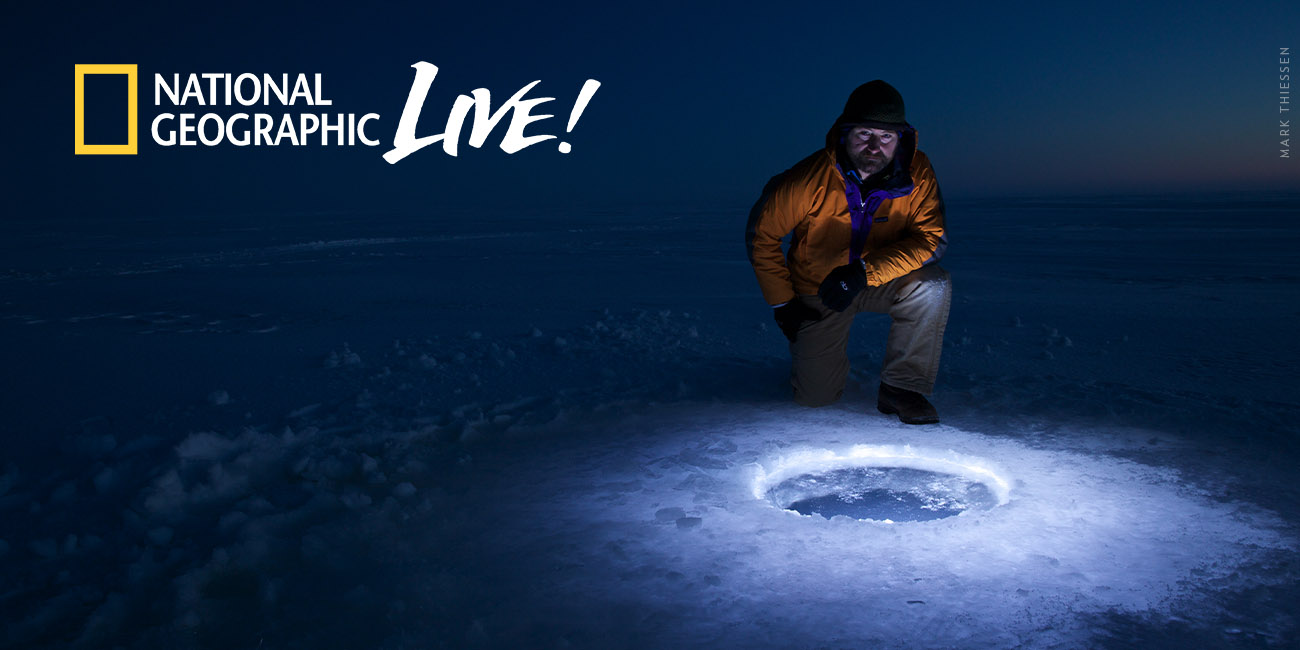 National Geographic Live - Life on Other Worlds