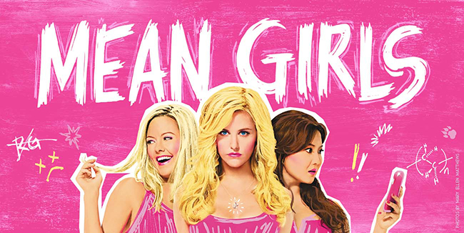 Mean Girls Banner