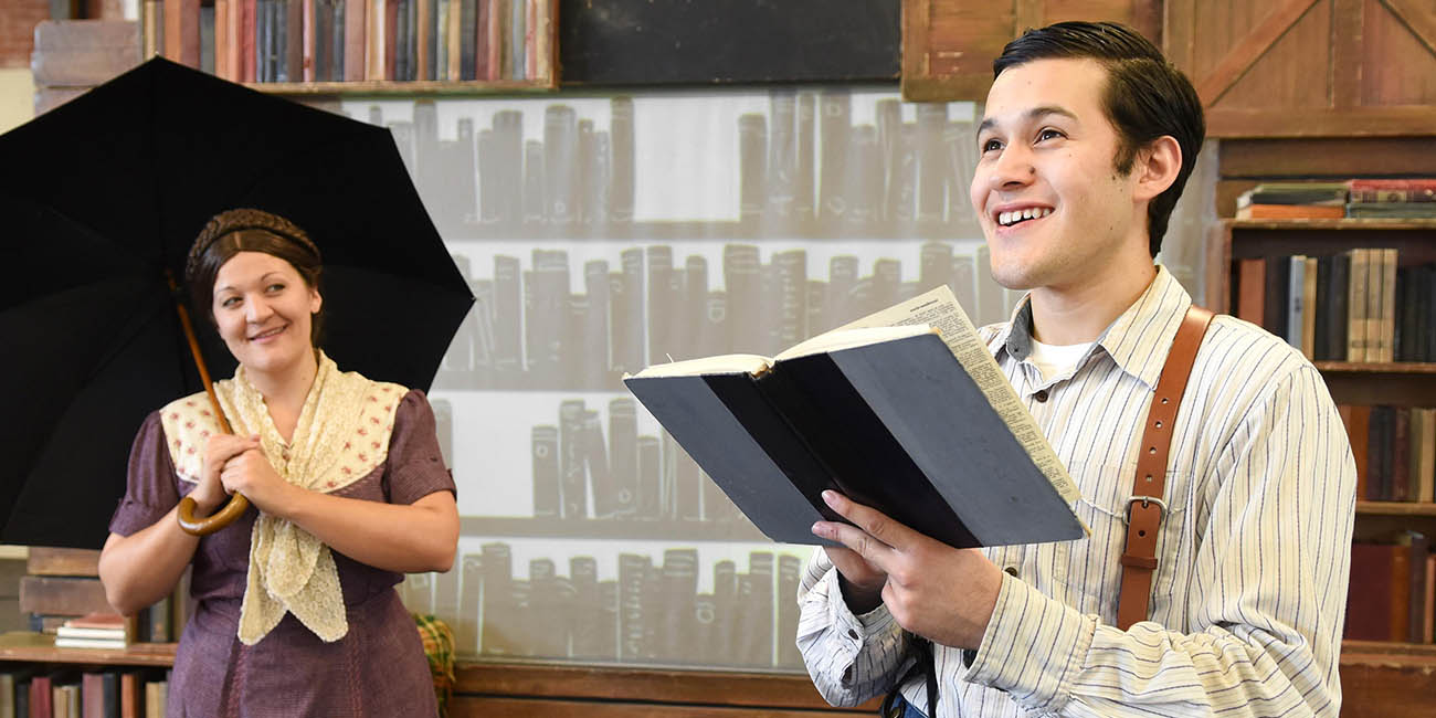 OnStage Student Field Trip - Tomás and the Library Lady