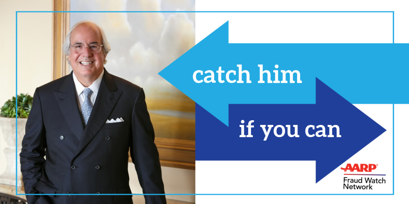 Catch Him If You Can: A Night With Frank Abagnale